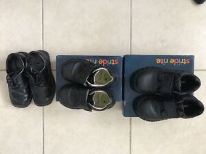 Boys Toddler Learher Dress Shoes