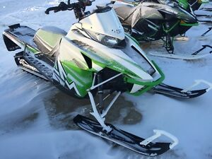 2016 Arctic Cat M8 SP - Low Miles