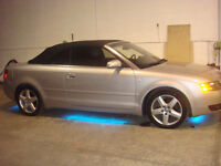 Installed Remote Car starter, HID lights, Car audio &Accessories