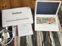 MacBook unibody 2009 with new genuine apple charger