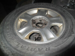 Mags de Ford Escape 2003