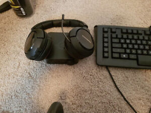 Steelseries Apex M800 and Siberia 800 wireless headset