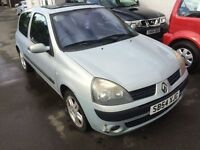 ATTENTION TRADE BUYERS DIESEL RENAULT CLIO DYNAMIQUE 65 1461cc
