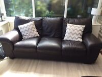 Ex DFS leather suite REDUCED