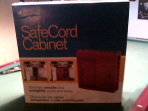 SafeCord cabinet