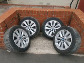 Bmw 16 inch alloy wheels