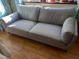 Brand New Large Grey Four Seater.