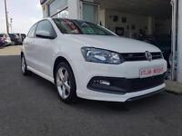 2014 Volkswagen Polo 1.2 R-Line Style 3dr