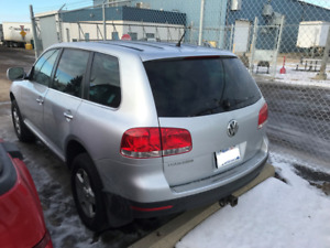 SUV 2008 Volkswagen Touareg,great shape,no rust,no accidents,
