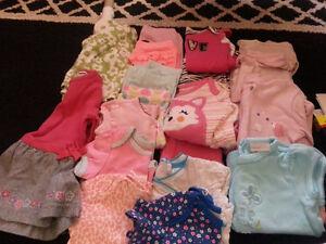 3-6 month girls clothing (12)