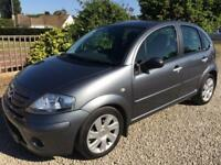 **CITROEN C3 1.6 HDi 16v EXCLUSIVE **OUTSTANDING LOW MILEAGE EXAMPLE**