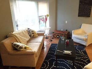 Downtown Kensington Room for sublet (July)