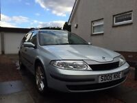 Renault Laguna Estate, Diesel, 1.9dci, 2005, SOLD