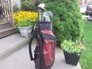 Women's Right Hand 12-pc Golf Clubs Set (Inspire World Tour)