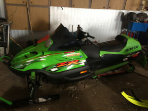 2003 arctic cat zr 800