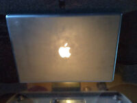 2007 MacBook Pro UPGRADED, new charger, OSX Lion