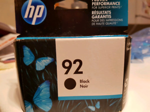 Hp ink refills (1 black and 1 tri colour)