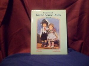 Treasury of Kathe Kruse Doll