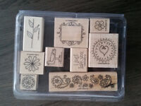 Stampin Up - Double Line Doodles