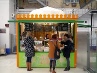 Full-time supervisor required for Indian food kiosk inside Brighton Station