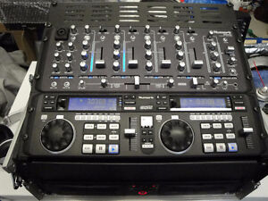 NUMARK PPD9000 Mixer + CDN95 Cd Player