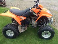 Kymco 300cc quad
