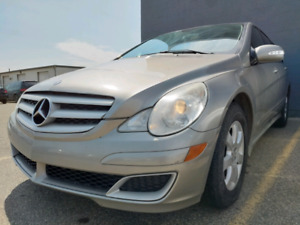 2006 MERCEDES BENZ R350 4MATIC AWD 6 SEATER