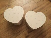 Set of 2 Baby Love boxes