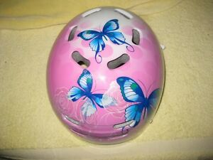 girls bell helmet