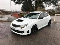 Subaru Impreza 2.5 WRX STI Type UK 450 BHP HUGE SPEC