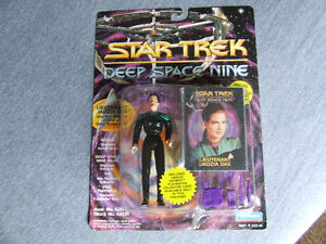 3 Star Trek DS9 Figures - NIB - $12.00 Each / $30.00 For ALL 3