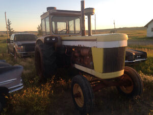 707 Minneapolis tractor