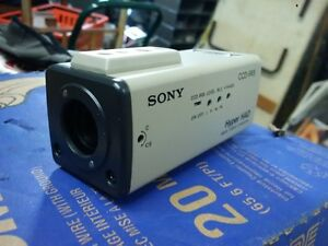 New Super HAD CCD SSC-M183 Sony Camera (Missing Lense)