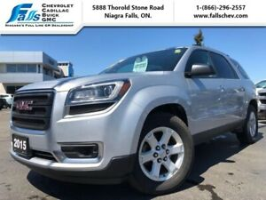 2015 GMC Acadia SLE-2  POWER LIFTGATE,REARCAM,AWD,R.START