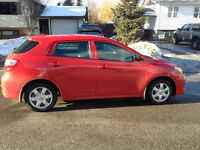 2009 Toyota Matrix Base Hatchback