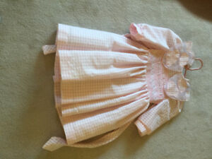 Party Dress. Pretty in pink