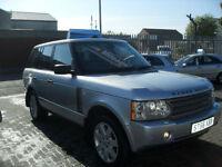 Land Rover Range Rover 3.6TD V8 auto 2007 Vogue