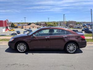 2012 Chrysler 200 LTD, 78000 km