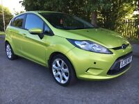FORD FIESTA 1.4 TDCI STYLE PLUS + 2009 58 REG, £20 P/Y ROAD TAX FULL, HISTORY, IMMACULATE IN/OUT