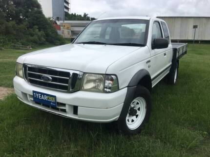 FORD COURIER REGO 12 MONTHS WARRANTY