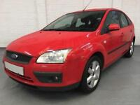 Ford Focus 1.6 (100ps) Style Hatchback 5d 1596cc