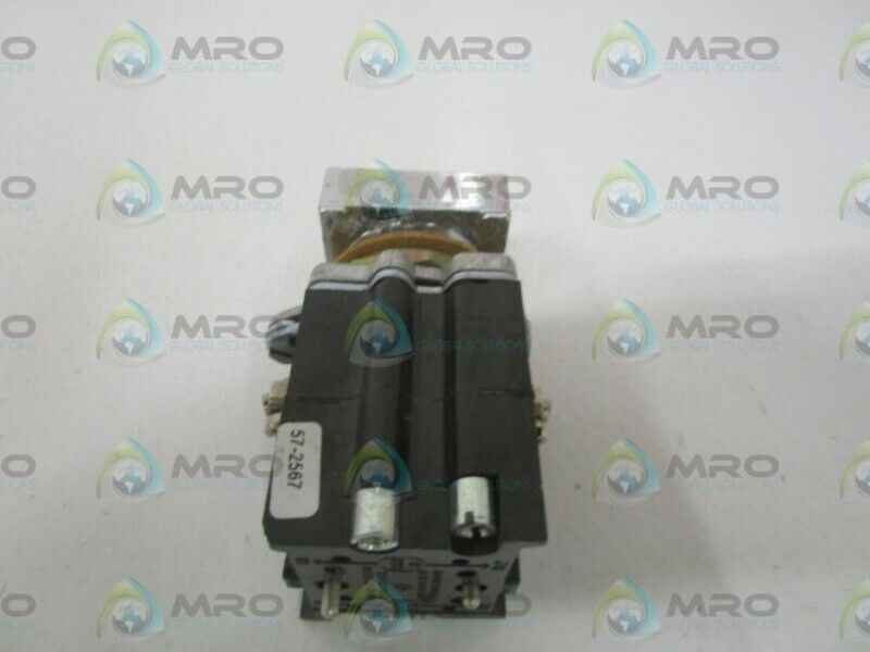 CUTLER-HAMMER 57-2567 RESISTORS (AS PICTURED) * USED *