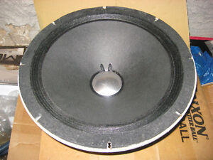 "RARE EARLY '70'S 15"" ALTEC BASS SPEAKER"