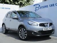 2010 60 Nissan Qashqai 2.0 4WD CVT Tekna Automatic for sale in AYRSHIRE