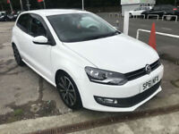 61 REG Volkswagen Polo 1.2 ( 60ps ) Match IN WHITE