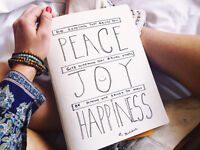 21 Days To Happiness, Joy and Inner Peace