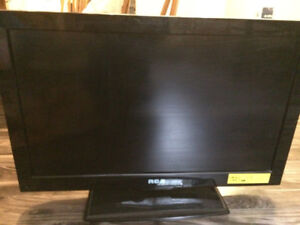"""32"""" RCA LCD TV with built-in DVD player $100"""