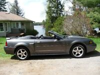 2003 Ford Mustang Convertible GT