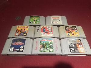 CIB N64 Games to Complete my Collection - Only 8 Games Left!!