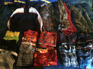 Boys size 5/6 clothes